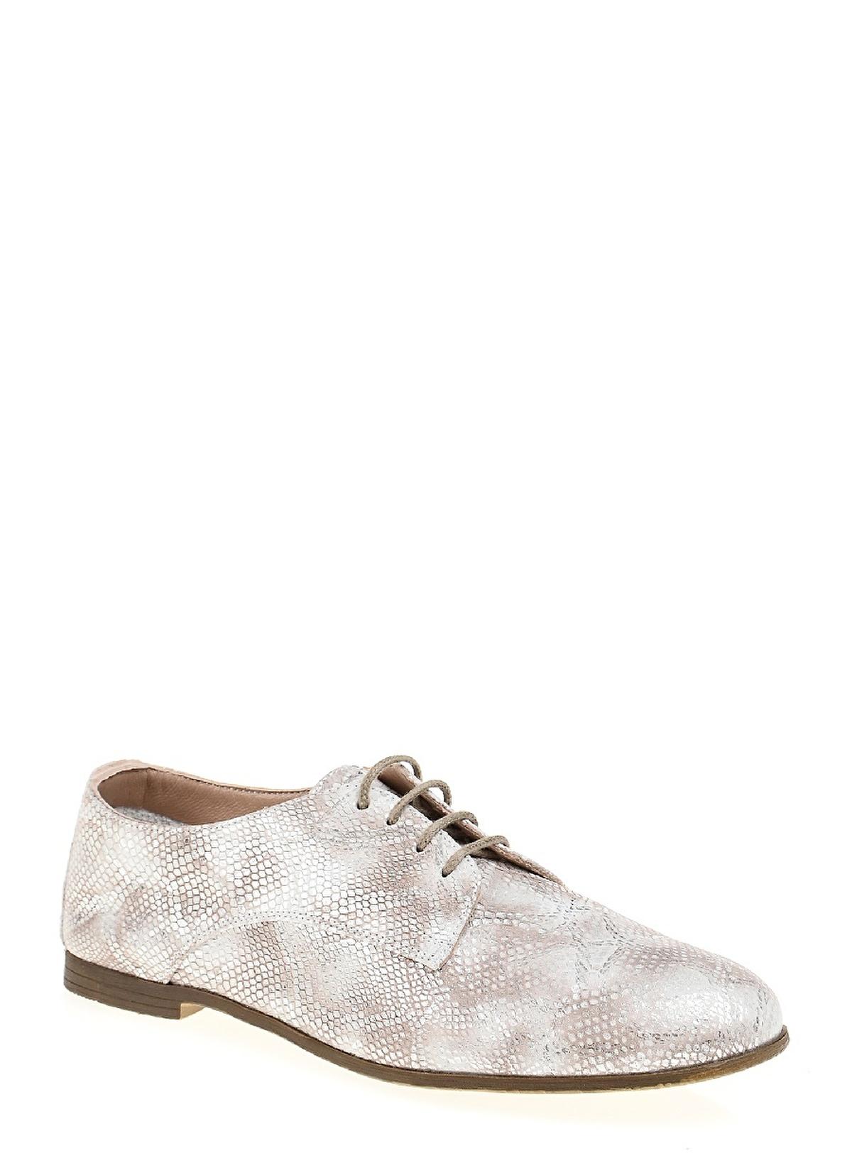 Divarese Yılan Derili Oxford Ayakkabı 5019658 K Ayakkabı – 274.5 TL